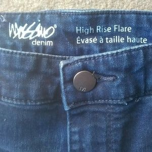 Mossimo Supply Co. Jeans - Mossimo High Rise Flare Jeans